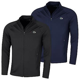 Lacoste Herren 2020 Sport Stretch Ergonomische Reißverschluss Golf Mid-Layer Jacke