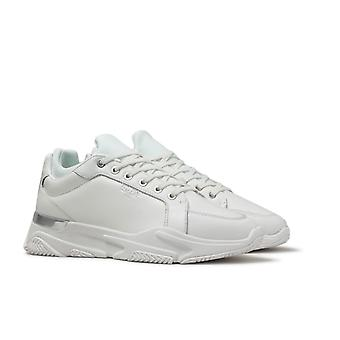Mallet Kingsland White Trainers
