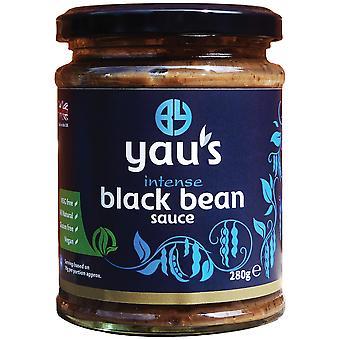Bonnie Yau's Vegan Intense Black Bean Sauce