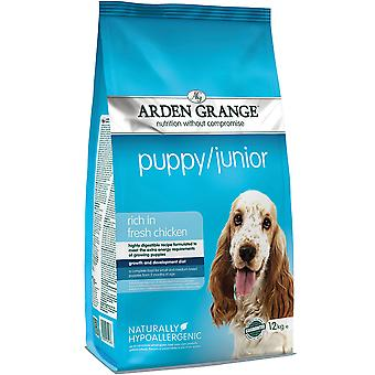 Arden Grange Puppy Junior - 12kg