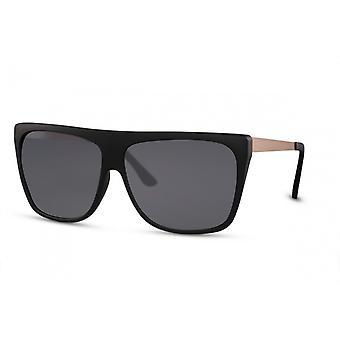 Okulary przeciwsłoneczne Unisex Kat. 3 czarne (CWI2281)