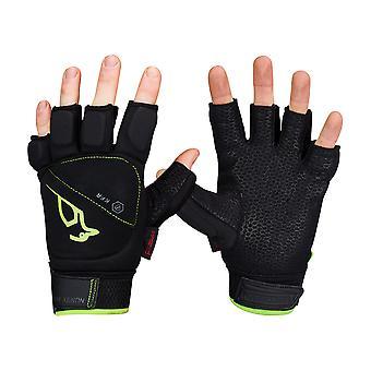 Kookaburra 2019 Team Xenon Hockey Fingerless Handguard Glove Protection Black