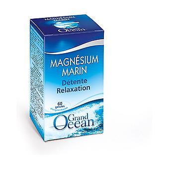 Gélules de Magnésium marin- 60 gélules 60 capsules