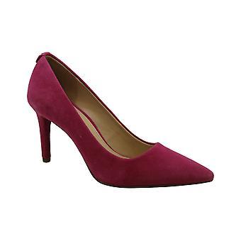 مايكل كورس دوروثي Lacquer الوردي فليكس مضخة الأحذية الحجم 6