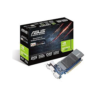 Asus NVIDIA GT 710-4H-SL-2GD5 2GB DDR5 Graphic Card