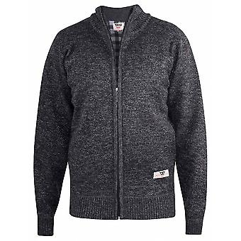DUKE Duke Full Zip Knitwear Sweater
