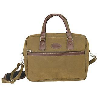 Laptop / Briefcase Bag With Removable / Adjustable Shoulder Strap