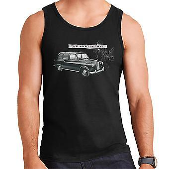 Austin Classic Taxi British Motor Heritage Men's Vest