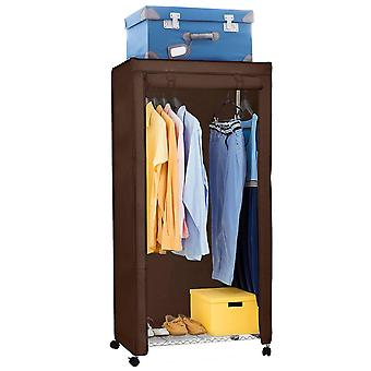 Art Moon, Buffalo Brown - Covered Clothing Rack
