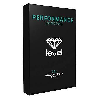 Level performance condoms 24 pack tcp21864
