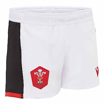 2020-2021 Wales Alternate Rugby Shorts (Kids)