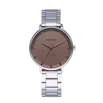 Radiant amore Watch for Women Analog Quartz with Stainless Steel Bracelet RA546203