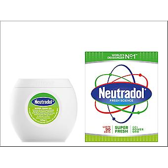 Neutradol Super Fresh Gel 140g 12AAS