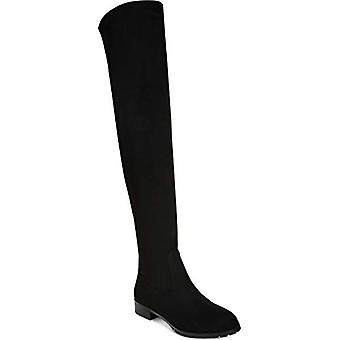 Bar III Womens Studded Solid Over-The-Knee Boots