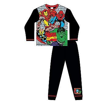 Marvel Boys sarjakuva pyjama