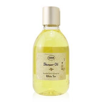 Aceite de Ducha - Té Blanco (botella de plástico) - 300ml/10.5oz