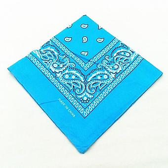 Unisex Cotton Bandana/hairband/scarf For Fishing, Bike Sports, Cowboy
