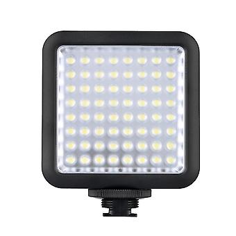 Godox led64 światło wideo 64 led światła do aparatu dslr kamery mini dvr jako światło wypełnić na ślub n