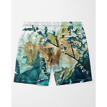 Dark & floral shorts