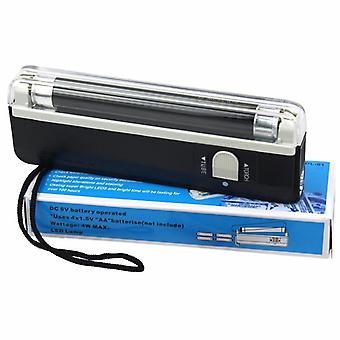 Fake Money Detector/hand-held Led Flashlight Counterfeit Currency Detector