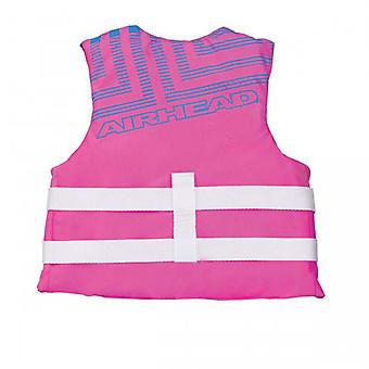 Kwik Tek 10081-03-A-HPSB Airhead Trend Vest, Youth, Girls