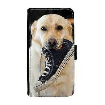 Labrador iPhone 12 Pro Max Wallet Case