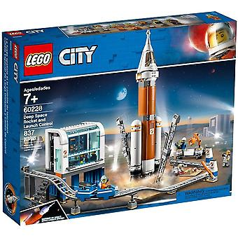 LEGO 60228 space rocket and flight guide