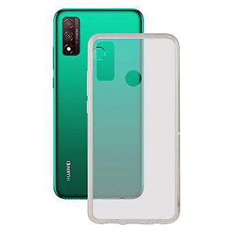 Mobile cover Huawei PSmart 2020 KSIX Flex TPU Transparent