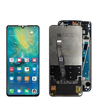 Original Lcd With Frame For Huawei P30 Lite
