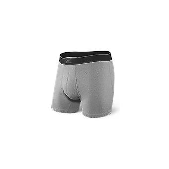 SAXX Daytripper Fly Boxer Brief, Grey Heather