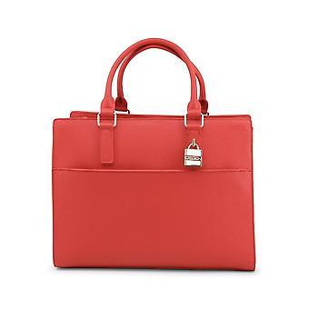 Valentino Bags - Handbags - RAMORA-VBS3XS05-ROSSO - Women -Red