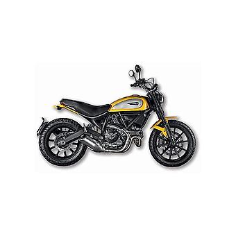 Maisto Motorbike 1:18 Ducati Yellow Scrambler