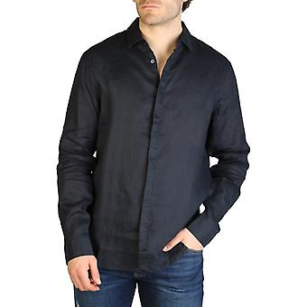 Armani exchange men's long sleeves shirts - 3zzc27