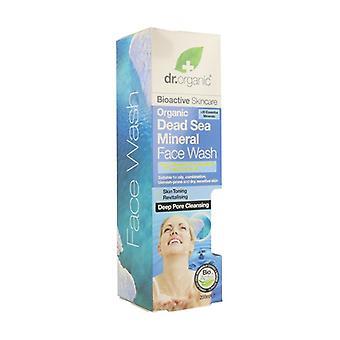 Organic Dead Sea Mineral Facial Cleansing 200 ml