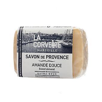 Sweet Almond Provence Soap Bar 100 g