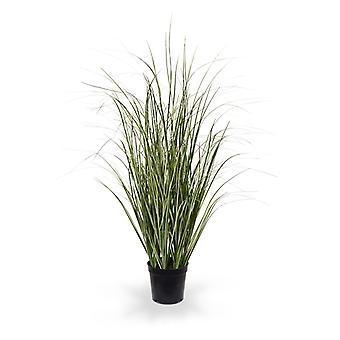 Sztuczna szka rzeszna trawa 60 cm zielona śmietana