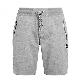 Short Superdry Collective Shorts Grau
