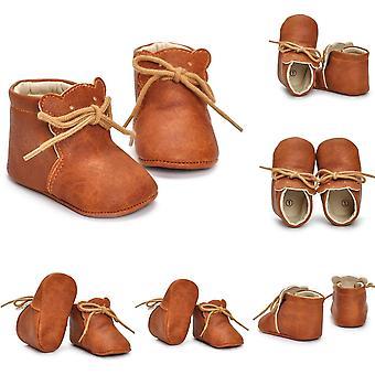 أزياء الرضع فو بو أحذية الطفل أحذية طفل صغير لينة Soled الأحذية
