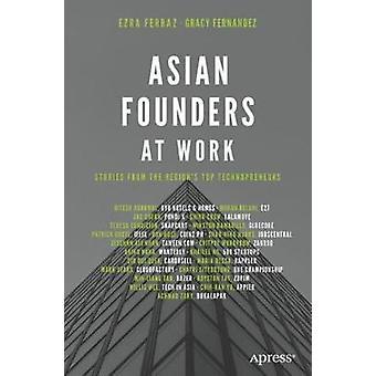 Aasialaiset perustajat työssä - Tarinoita Region's Top Technopreneurs