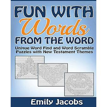 Fun with Words from the Word by Emily Jacobs - 9781683050452 Book