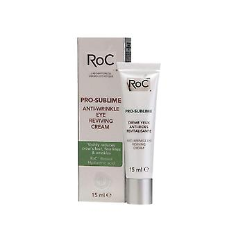2 x RoC Pro-Sublime Revitalise Eye Cream 15ml
