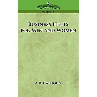 Business-Tipps für Männer und Frauen