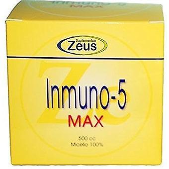 Suplementos Zeus Inmuno-5 Max 7 Packets