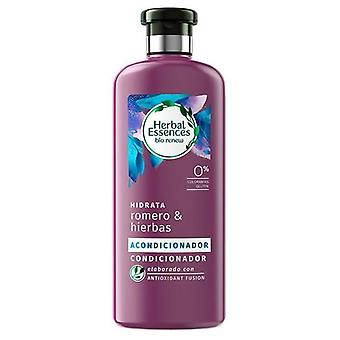 Herbal Essences Moisturizing Conditioner Rosemary and Detox Herbs 0% 400 ml