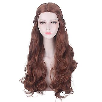 Beauty And Beast Anime Wigs Princess Bella Synthetic Hair Wigs