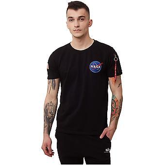 Alpha Industries Nasa Heavy 18850203 universal  men t-shirt