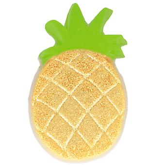 Bomb Cosmetics Shaped Soap - Pineapple Crown