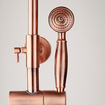 Bathroom Shower Faucet Bath Faucet Mixer Tap With Hand Shower Head