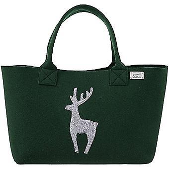 GIESSWEIN Walkwaren 62/05/25001 - 472 Lena Walk Bag, Plastic, Spruce, 50 x 46 x 10 cm