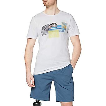 Lee Picture Tee T-Shirt, White, XXL Men's